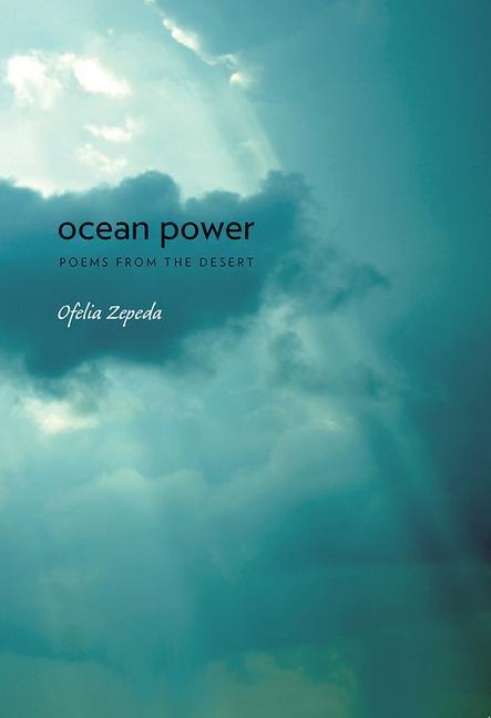 Ocean Power: Poems from the Desert als Taschenbuch