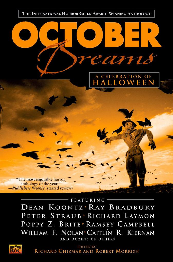 October Dreams: A Celebration of Halloween als Taschenbuch