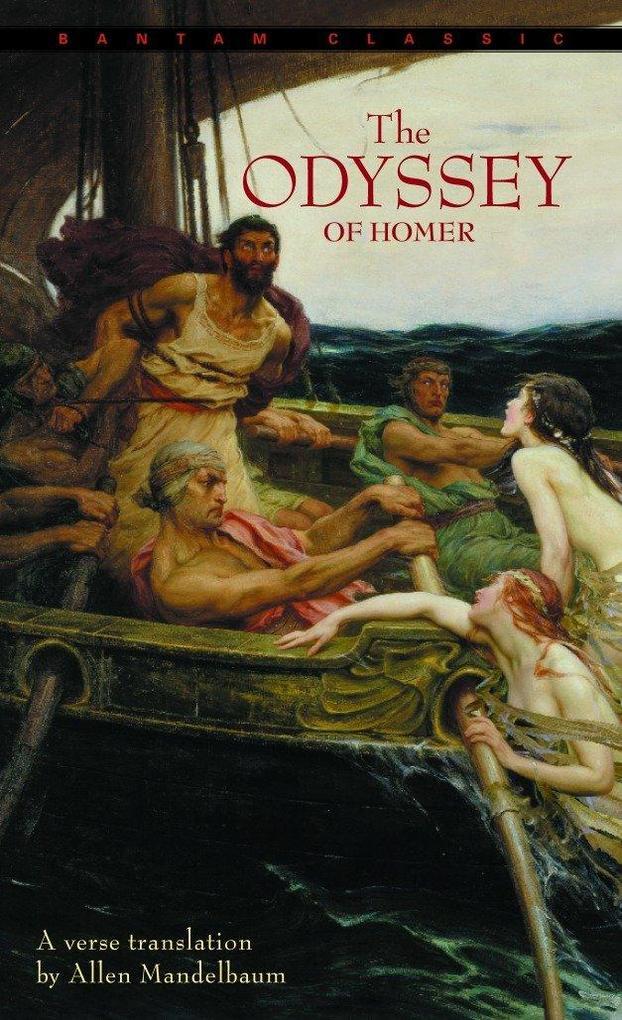 The Odyssey of Homer als Taschenbuch
