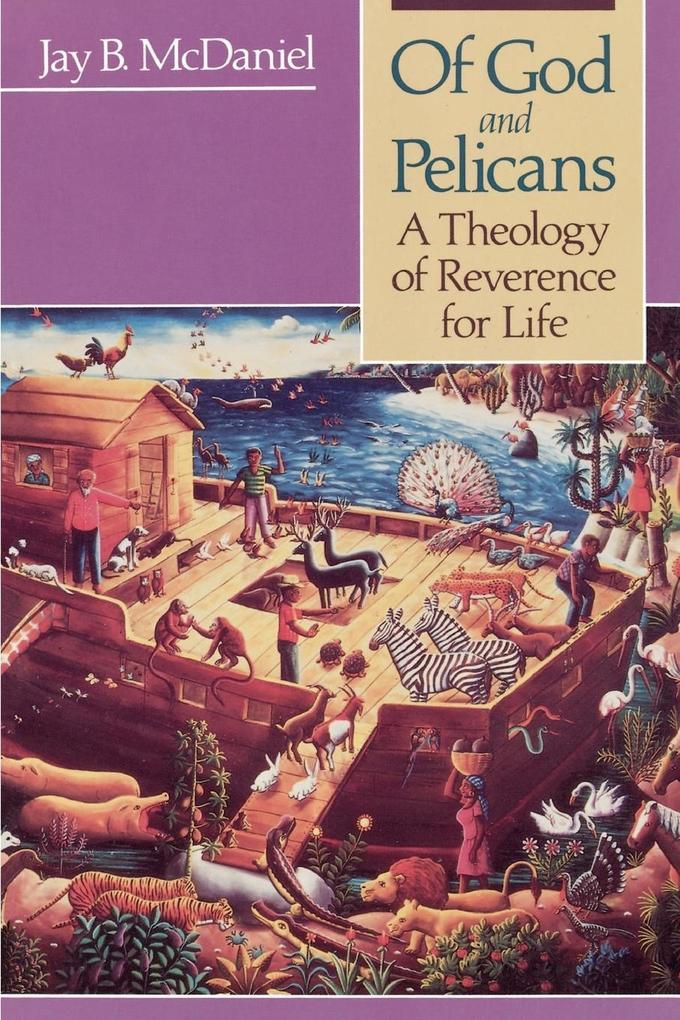Of God and Pelicans als Taschenbuch