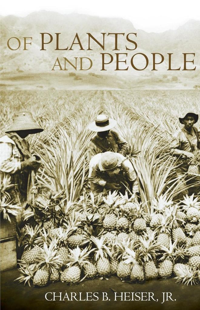 Of Plants and People als Taschenbuch