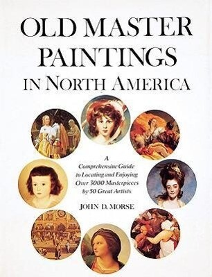Old Master Paintings in North America als Buch