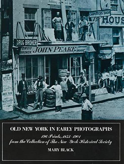Old New York in Early Photographs als Taschenbuch