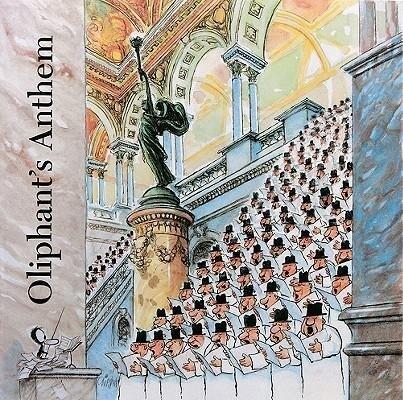 Oliphant's Anthem als Taschenbuch