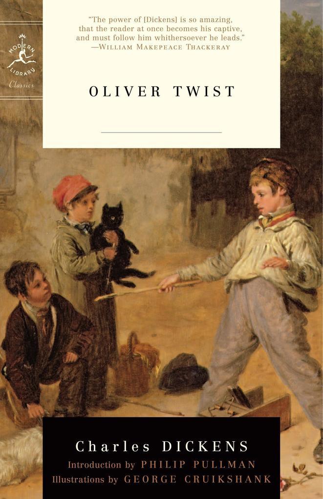 Mod Lib Oliver Twist als Taschenbuch
