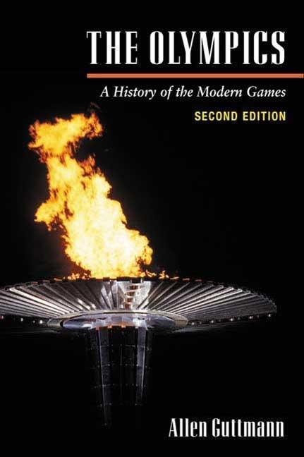 The Olympics als Taschenbuch