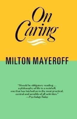 On Caring Ri als Taschenbuch