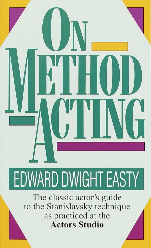 On Method Acting als Taschenbuch