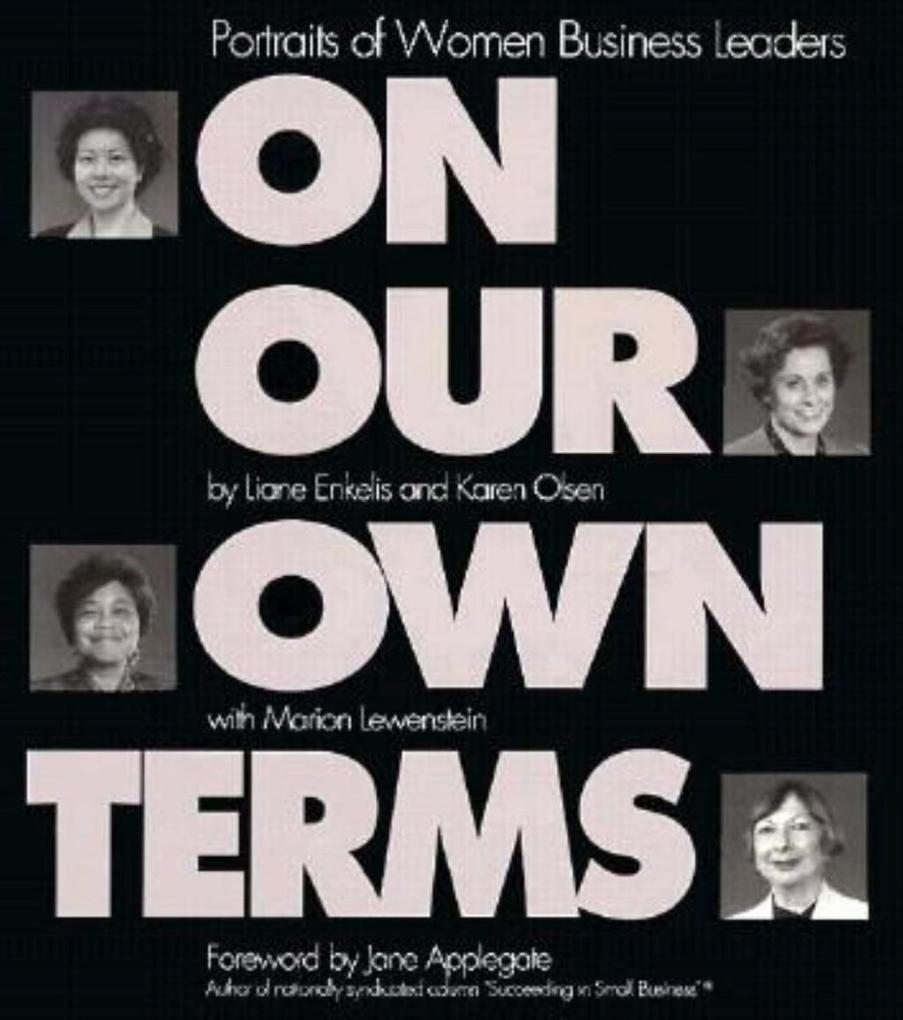 On Our Own Terms als Taschenbuch