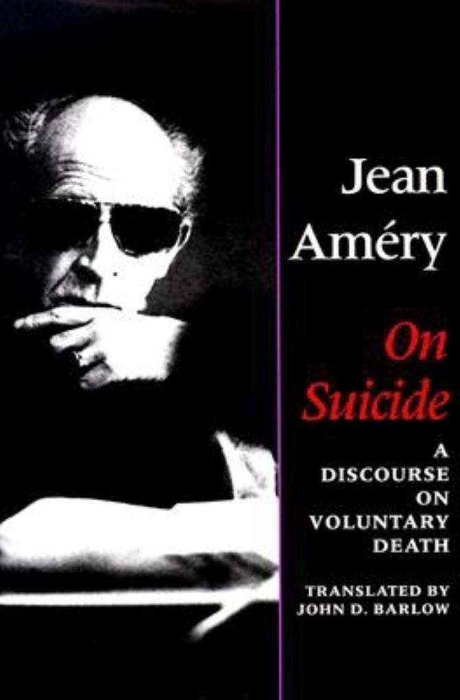 On Suicide: A Discourse on Voluntary Death als Buch