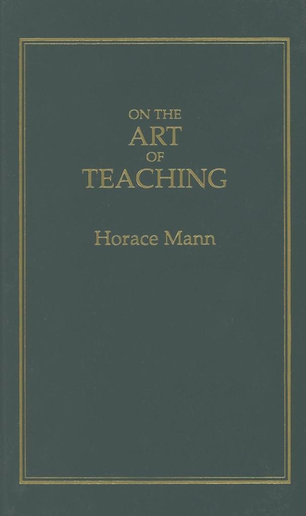 On the Art of Teaching als Buch