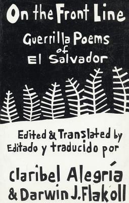 On the Front Line: Guerilla Poems of El Salvador als Taschenbuch