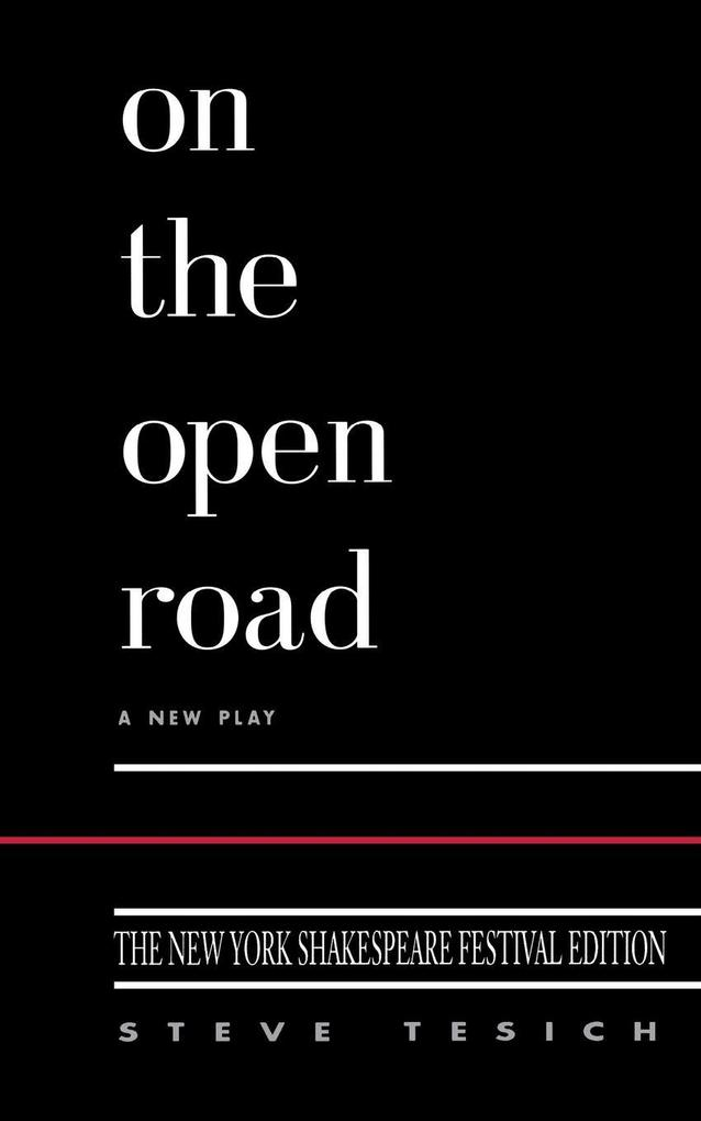 On the Open Road: New York Shakespeare Edition als Taschenbuch