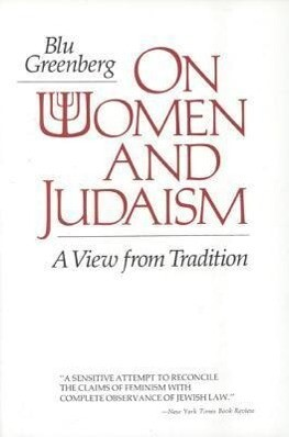 On Women and Judaism als Taschenbuch