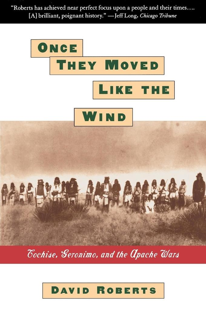 Once They Moved Like the Wind als Buch