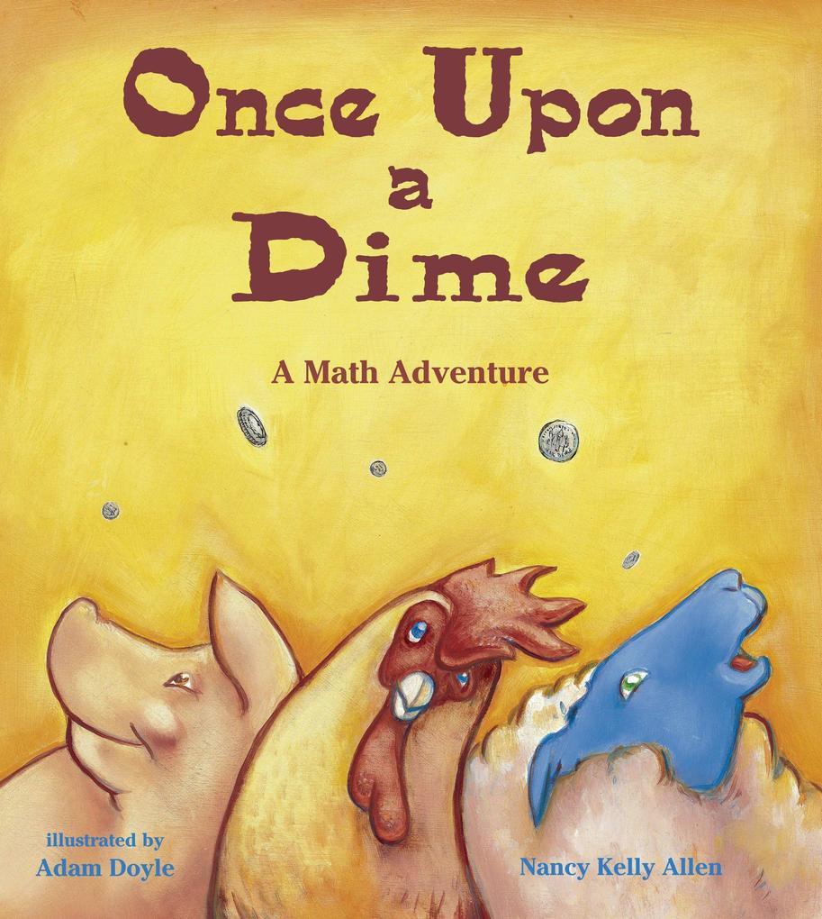 Once Upon a Dime als Taschenbuch