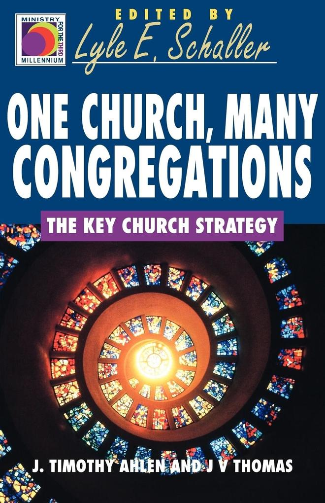 One Church, Many Congregations als Taschenbuch