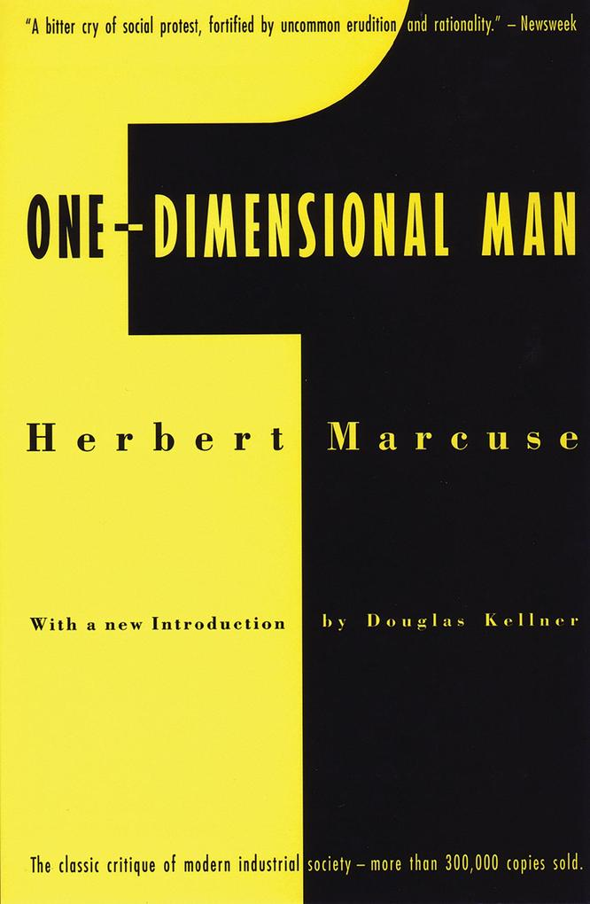 One-Dimensional Man: Studies in the Ideology of Advanced Industrial Society als Taschenbuch