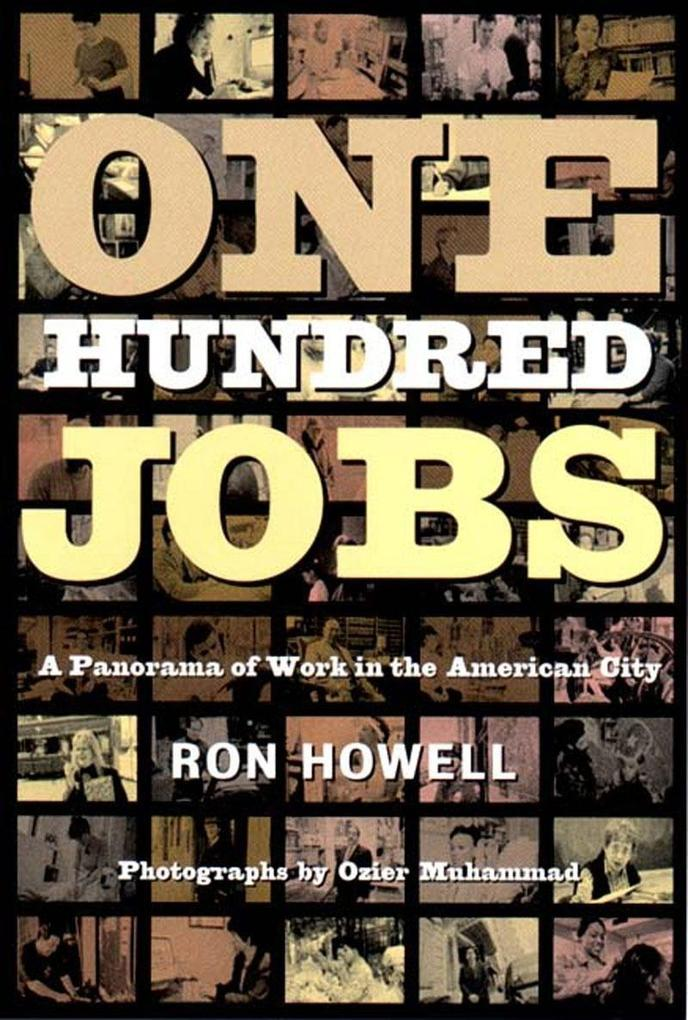 One Hundred Jobs: A Panorama of Work in the American City als Taschenbuch