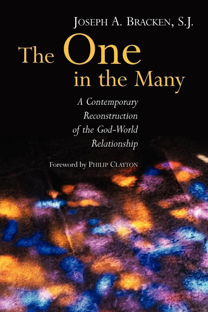 The One in the Many: A Contemporary Reconstruction of the God-World Relationship als Taschenbuch