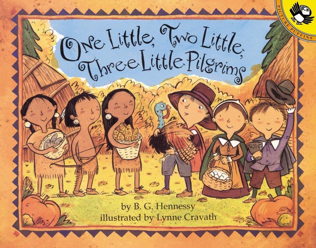 One Little, Two Little, Three Little Pilgrims als Taschenbuch
