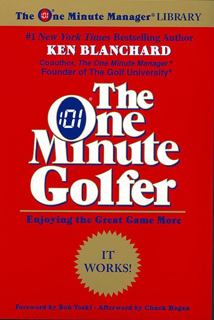 The One Minute Golfer: Enjoying the Great Game More als Taschenbuch