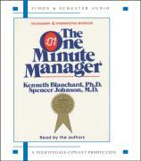 The One Minute Manager als Hörbuch