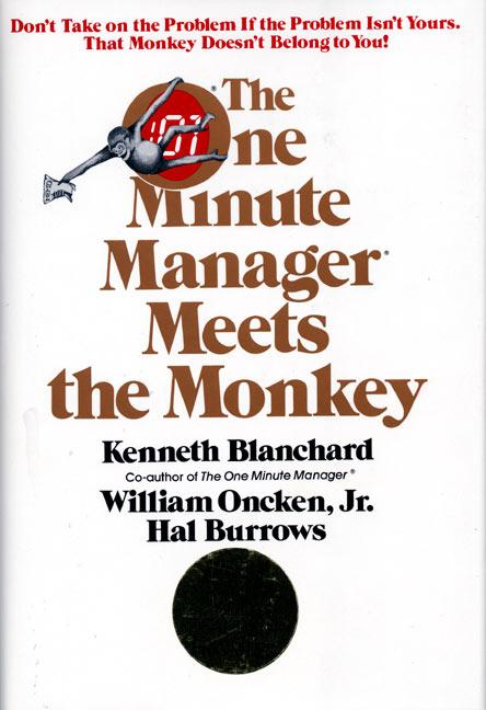 The One Minute Manager Meets the Monkey als Buch