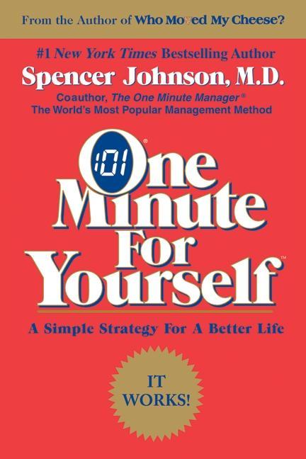 One Minute for Yourself als Taschenbuch