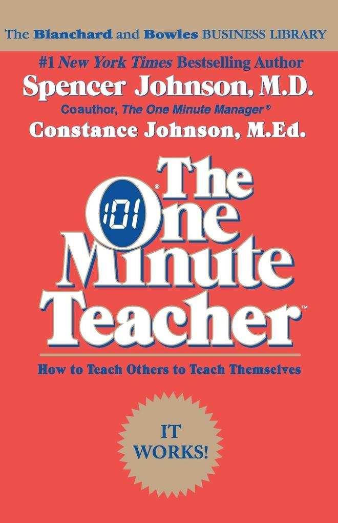 One Minute Teacher, The als Buch