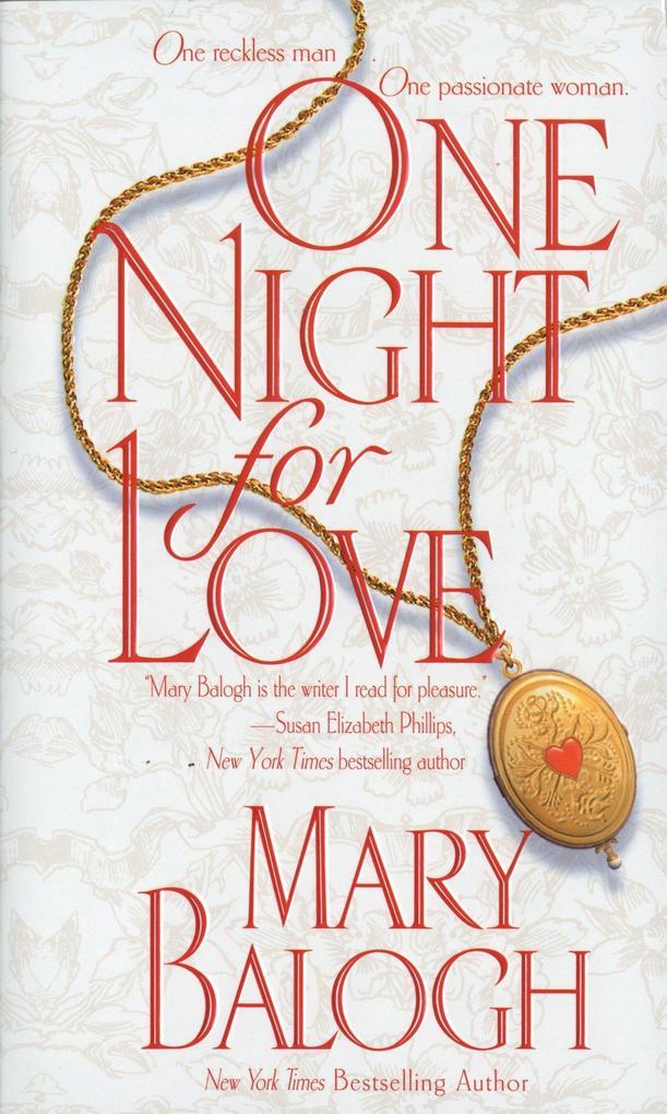 One Night for Love als Taschenbuch