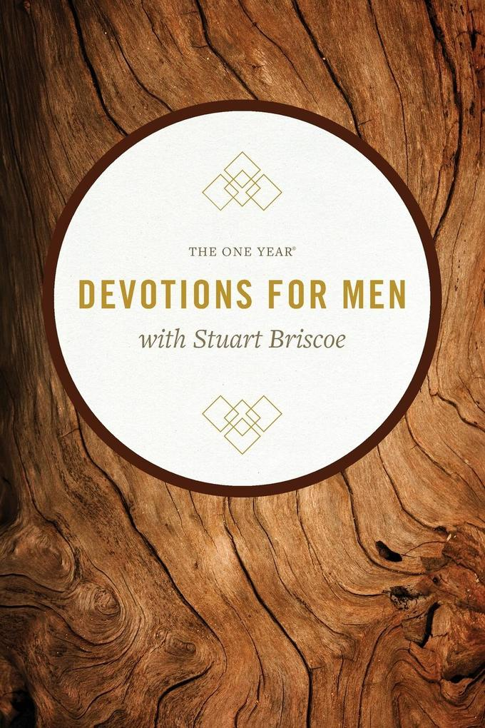 The One Year Devotions for Men als Taschenbuch