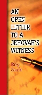 Open Letter to a Jehovah's Witness-Package of 10 Pamphlets als Taschenbuch