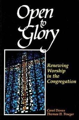 Open to Glory als Taschenbuch