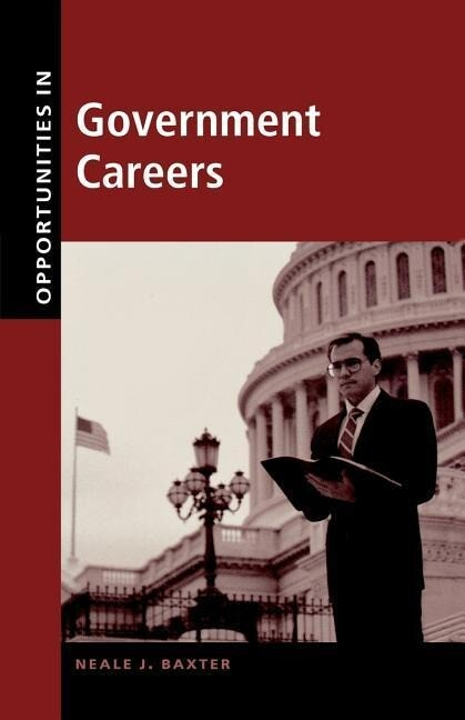 Opportunities in Government Careers als Taschenbuch