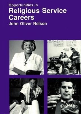 Religious Service Careers als Buch