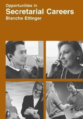 Opportunities in Secretarial Careers als Buch