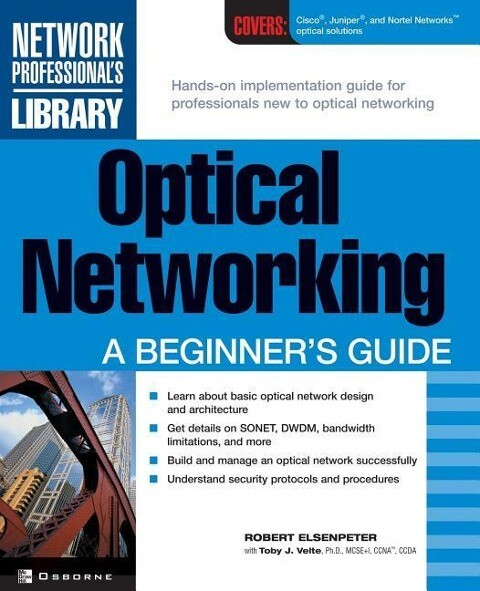 Optical Networking: A Beginner's Guide als Taschenbuch