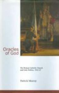 Oracles of God als Taschenbuch