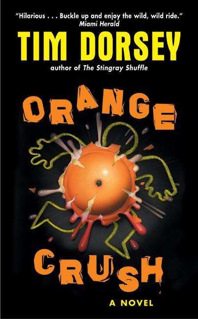 Orange Crush als Taschenbuch