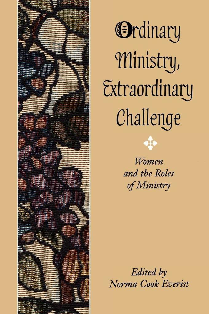 Ordinary Ministry, Extraordinary Challenge als Taschenbuch