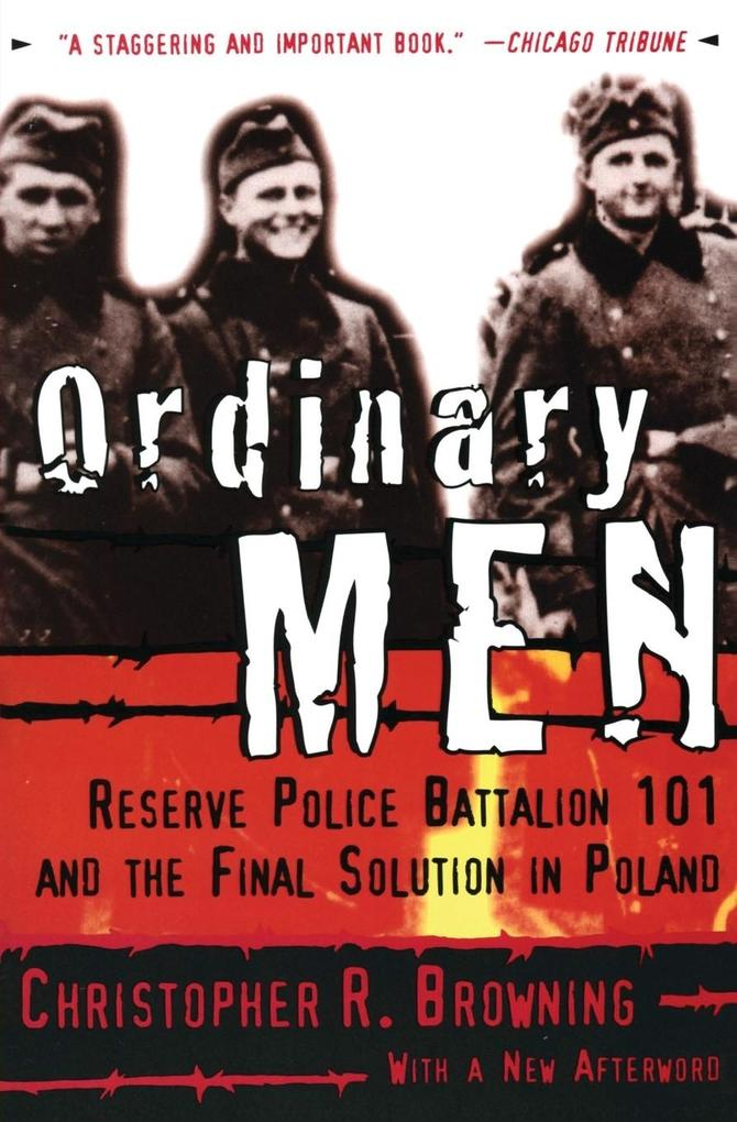 Ordinary Men als Buch