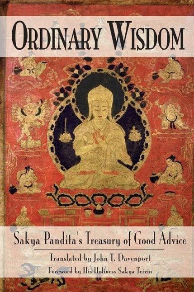 Ordinary Wisdom: Sakya Pandita's Treasury of Good Advice als Taschenbuch