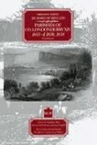 Ordnance Survey Memoirs of Ireland: Vol. 36: Parishes of Co. Londonderry XIV: 1833-4, 1836, 1839 als Taschenbuch