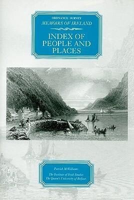 Ordnance Survey Memoirs of Ireland Index of People and Places als Buch