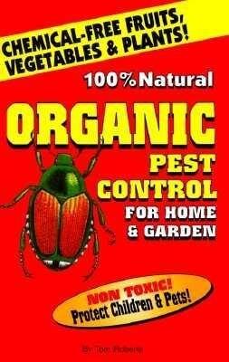 Organic Pest Control for Home & Garden als Taschenbuch