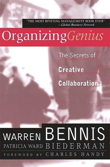 Organizing Genius als Taschenbuch