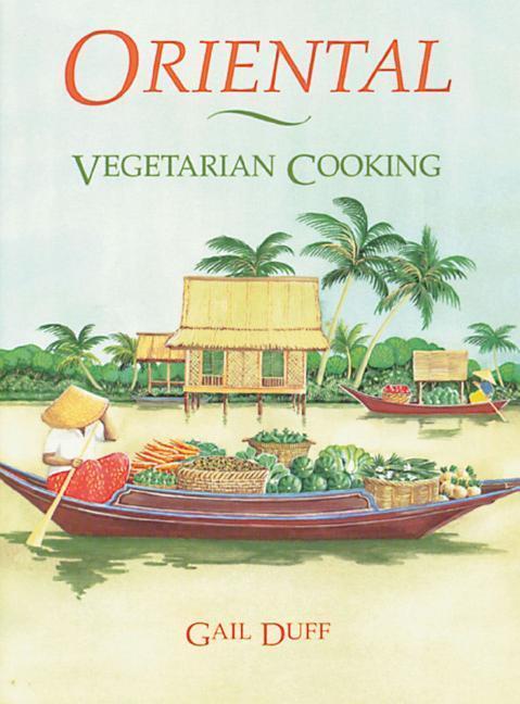 Oriental Vegetarian Cooking als Taschenbuch