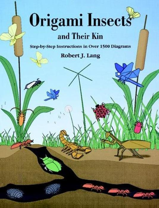 Origami Insects and Their Kin als Taschenbuch