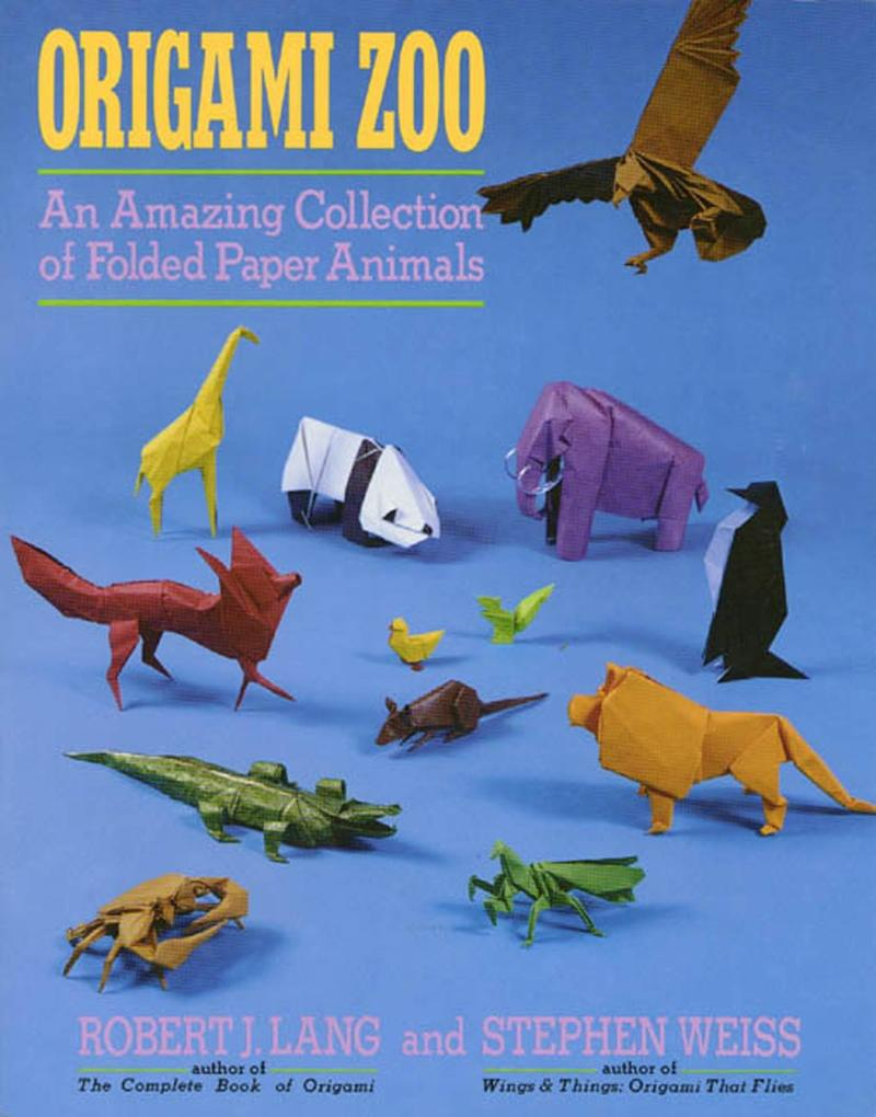 Origami Zoo: An Amazing Collection of Folded Paper Animals als Taschenbuch